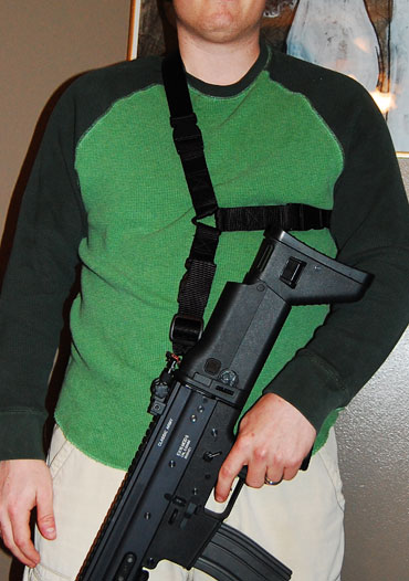 Airsoft y sling